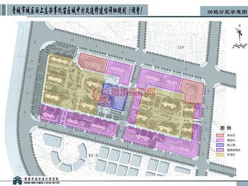 峰景香濱城規劃圖