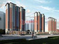 峰景香滨城3室2厅2卫131.53平米房屋出售