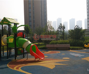 鼎秀華城小區兒童游樂場所