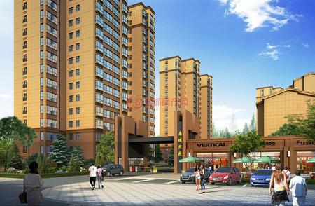 南域熙苑3室2厅1卫92平米住宅出售