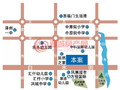 君悅新城交通圖