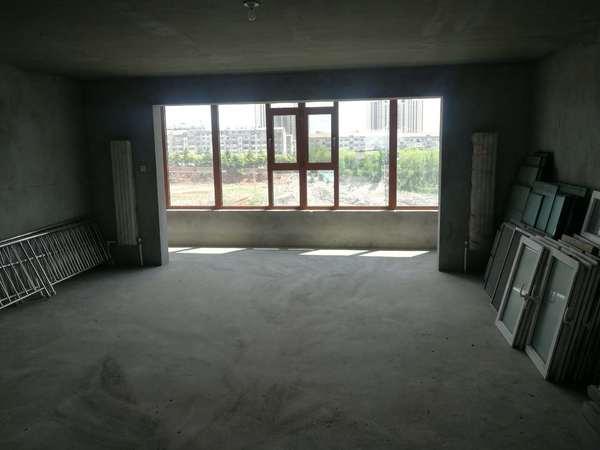 白水东街景和园 毛坯现房单价不到6千 如你所愿方正户型