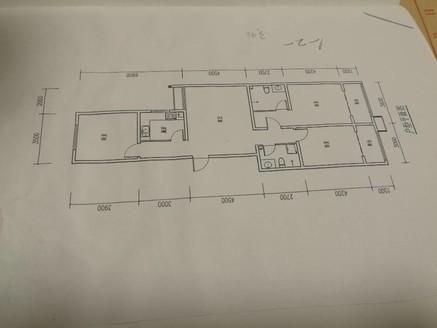 文凤苑3室2厅2卫131平米住宅出售