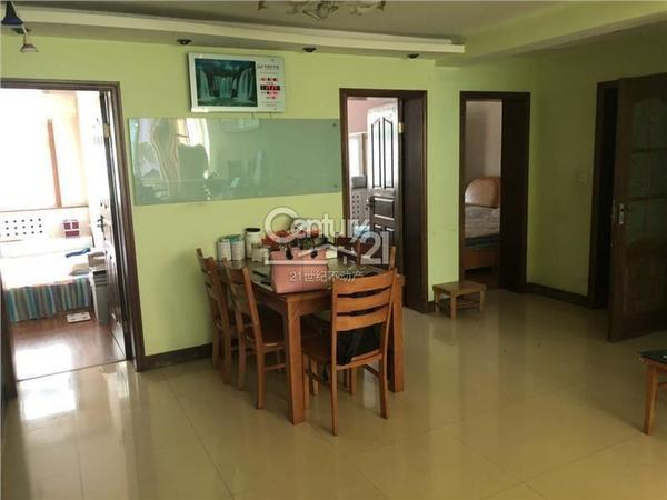 华厦星园A区三室两厅一卫120平米住宅出售