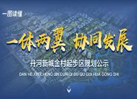 丹河新城金村起步区规划详解