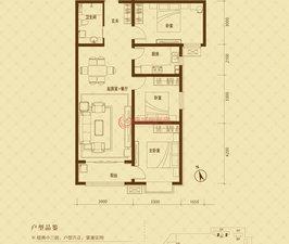 国昱玉珑湾03户型115平