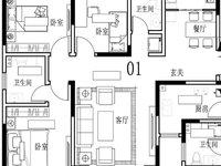 新界花園三室兩廳兩衛130平米住宅出售