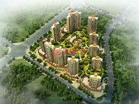鼎秀华城3室2厅2卫139平米住宅出租