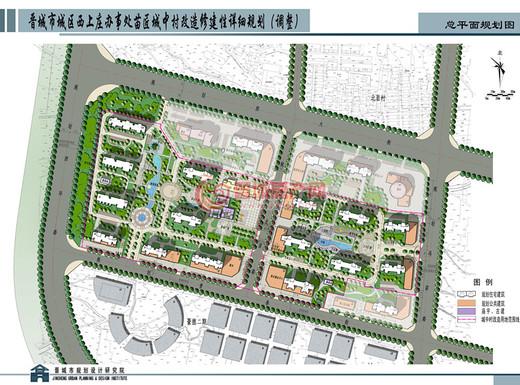 峰景香滨城配套图