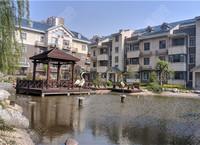 新中式院落,开门见景,与繁华同居