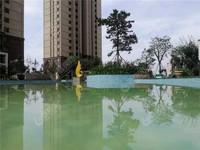 皇城新区开放泳池