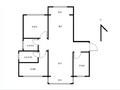 开发区金城山水三室两厅两卫141平米住宅出售