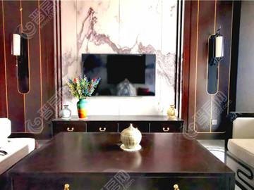 A1戶型樣板間-客廳