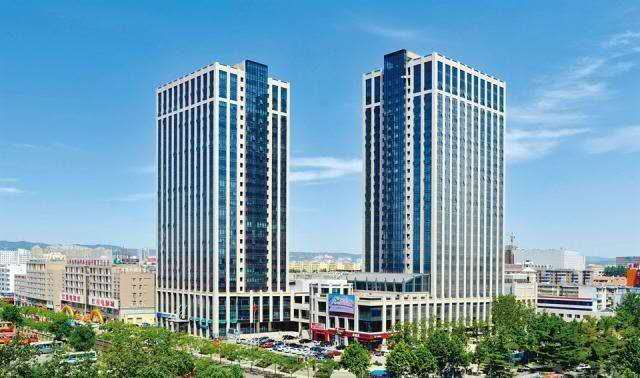 国贸中心57平米写字楼出售