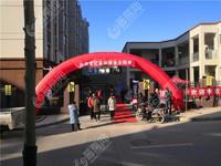 晉城東南新區 距離學校900米5分鐘路程