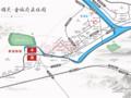 锦天金域府交通图