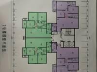 四季花城3室2厅2卫130平米住宅出售