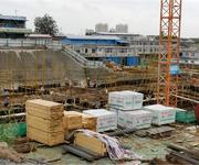 7月22日,锦天玉龙府2#楼工程实景