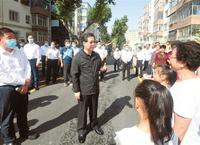 全省城市工作会议在晋城召开