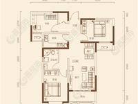 紫东国际3室2厅1卫116平米住宅出租